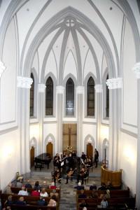 IMG_4168 - La chiesa luterana ed i Flauti di Toscanini