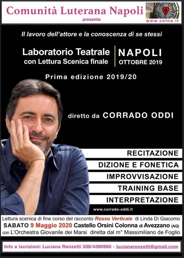 Giada Sciortino Calendario 2020.Musica E Cultura Comunita Evangelica Luterana Di Napoli